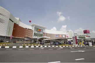 Aeon ipoh station 18 promotional giveaways